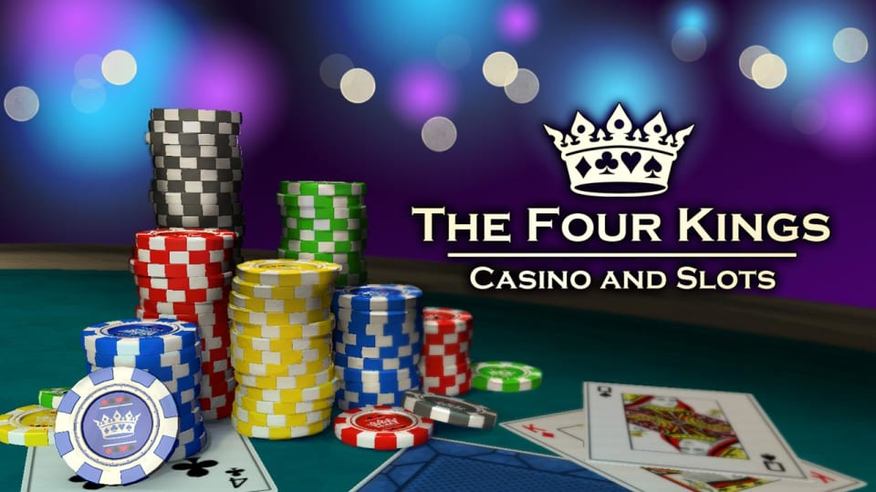 The Secret For Casino Revealed In 4 Easy Actions