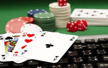 Switch A Professional Playing With Poker Online Game - Gambling