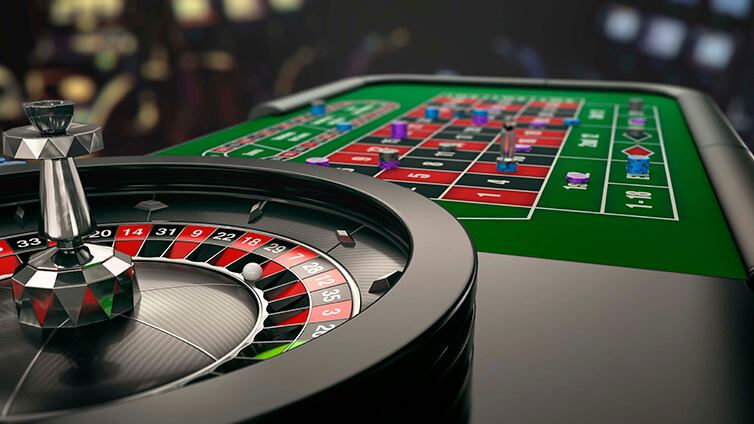 Play roulette wheel at roulette77