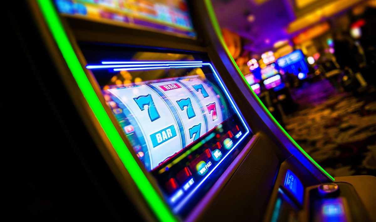 The Forbidden Truth About Slot Revealed With An Old Pro